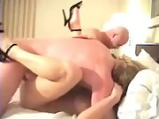 Sharing wife with frienda in super-steamy foursome