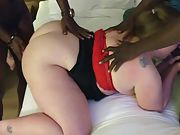 Wondrous  milf eva fucks big cock boyfriends and luvs every minute of it
