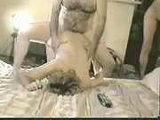 A night of extreme fucking wifey double intrusion with friend of hers